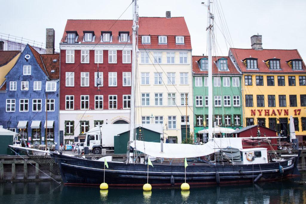 Postcard Denmark