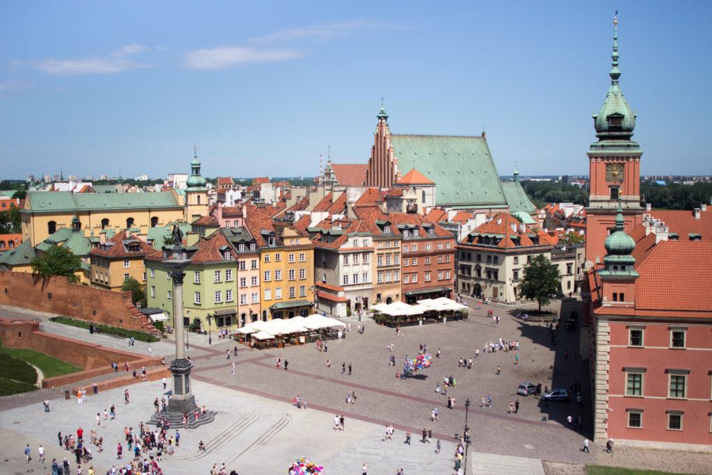 Postcard Poland