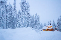 Explore Finnish Lapland in 20 snowy Pictures