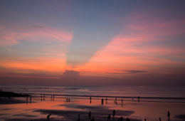 Why you should experience a sunset in Bali
