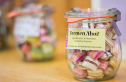 Make your own Candy at Bremer Bonbonmanufaktur