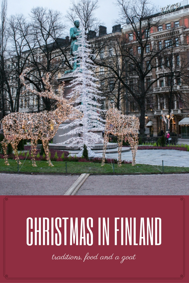 Christmas in Finland - Joulu Suomessa