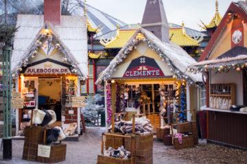 Visit Tivoli Gardens - The Amusement Park in Copenhagen