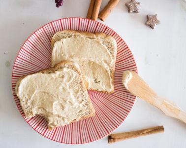 (Recipe) Vegan Cinnamon Butter