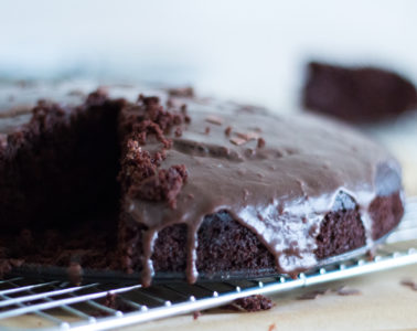 (Recipe) Beetroot-Chocolate Cake