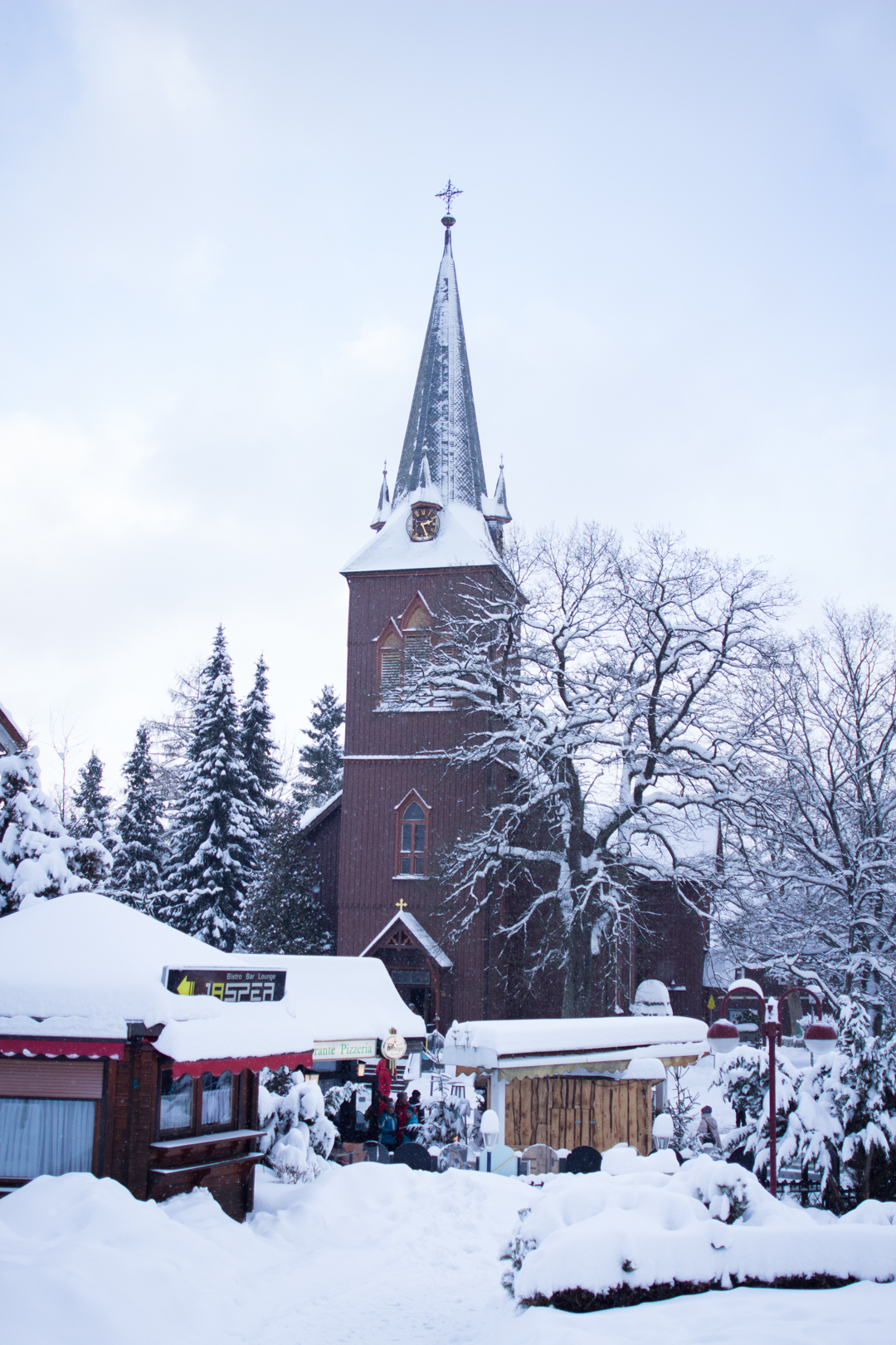 Into The Winter Wonderland: Exploring Harz Mountain