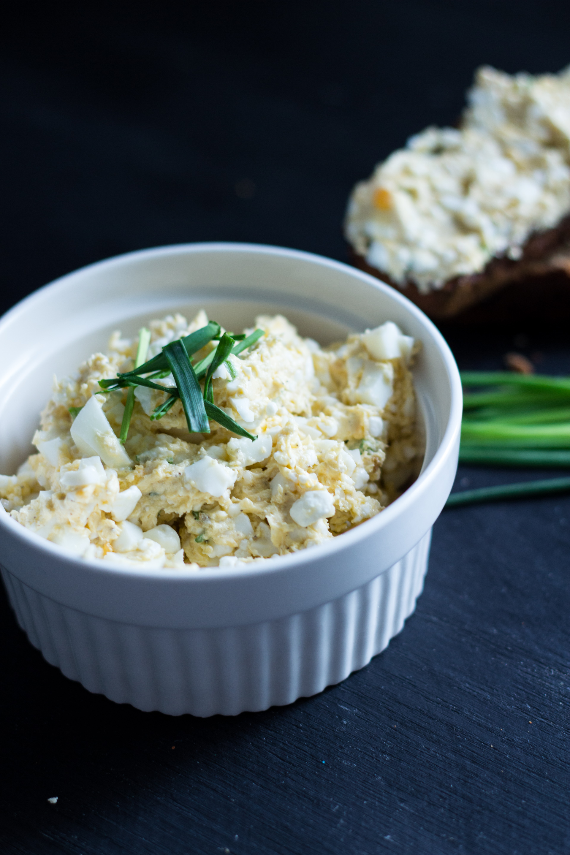(Recipe) Estonian Egg Butter with Cottage Cheese