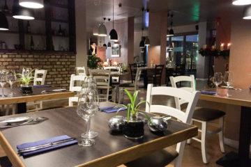 Berlin Hot Spot: Eating at Gustav & Gold