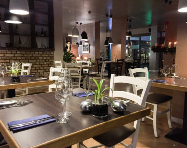 Berlin Hot Spot: Eating at Gustav & Gold