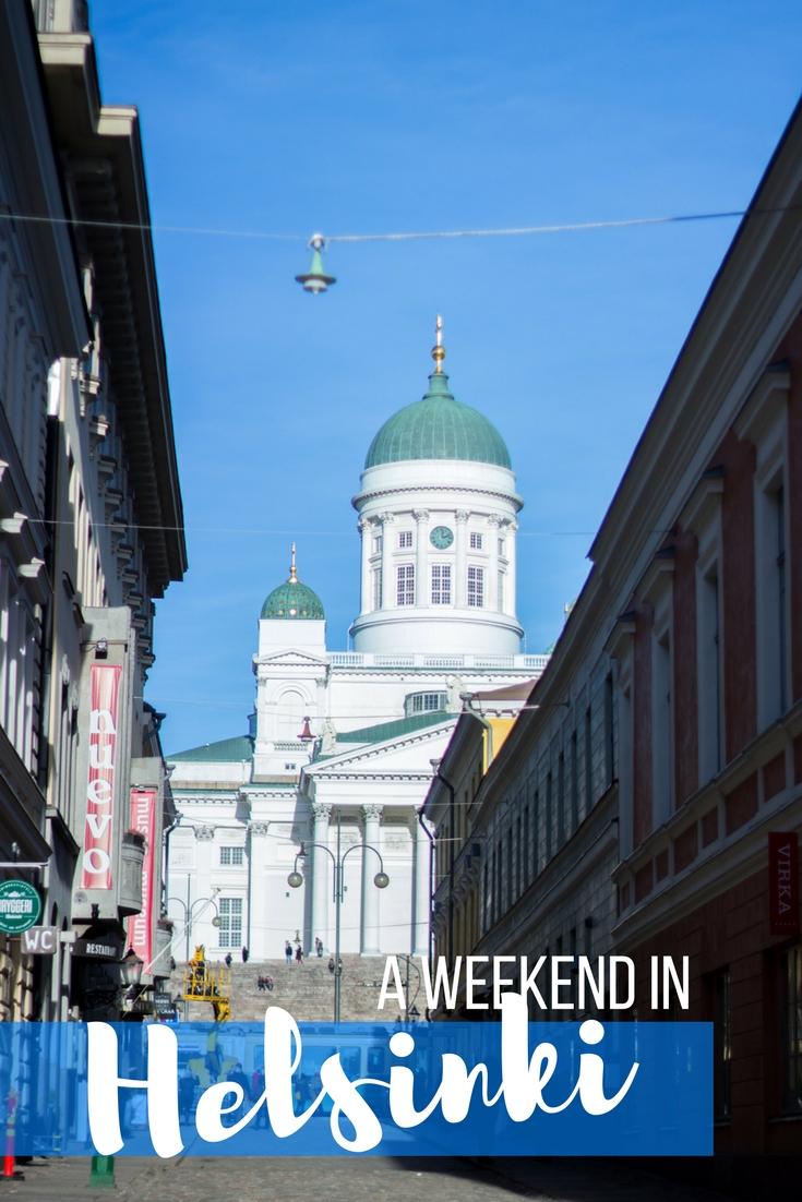 A Weekend Guide to Helsinki