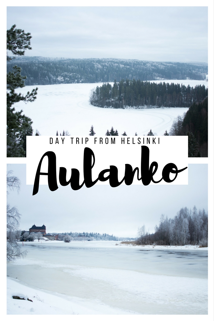 Day Trip from Helsinki: Aulanko Park