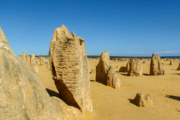 Pinnacles Nambung National Park Australia