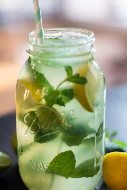 (Recipe) Dominican Ginger-Lemon Iced Tea