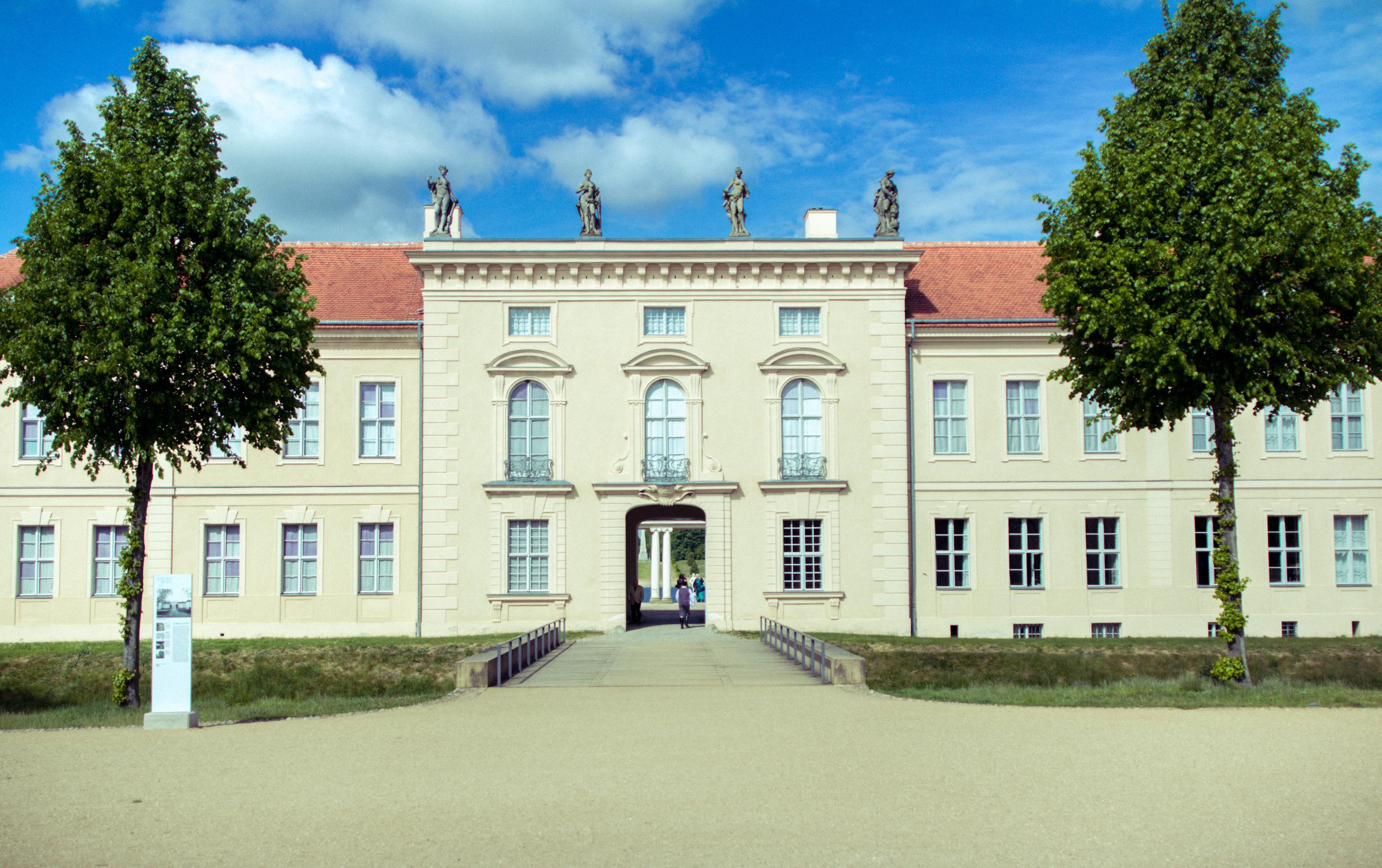 Day Trip from Berlin: Rheinsberg's Castle