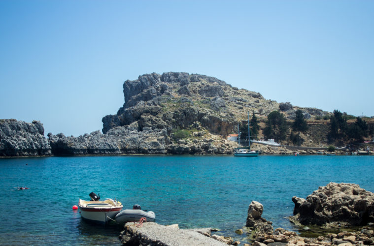 Greetings from Rhodes