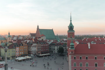 Video: Bits and Pieces of Warsaw
